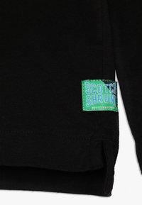Scotch & Soda - LONG SLEEVE TEE WITH COLOURFUL ARTWORK - Top sdlouhým rukávem - black - 3