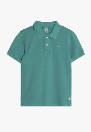 GARMENT DYED - Poloshirt - peppermint