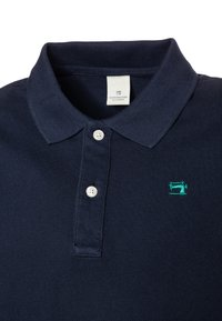 Scotch & Soda - GARMENT DYED - Poloshirt - night - 2