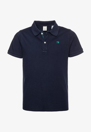 GARMENT DYED - Polo - night