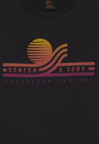 Scotch & Soda - TEE WITH ARTWORK - T-shirt print - antra - 3