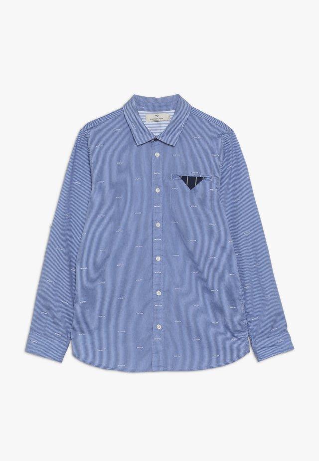 SHRUNK - Overhemd - blue