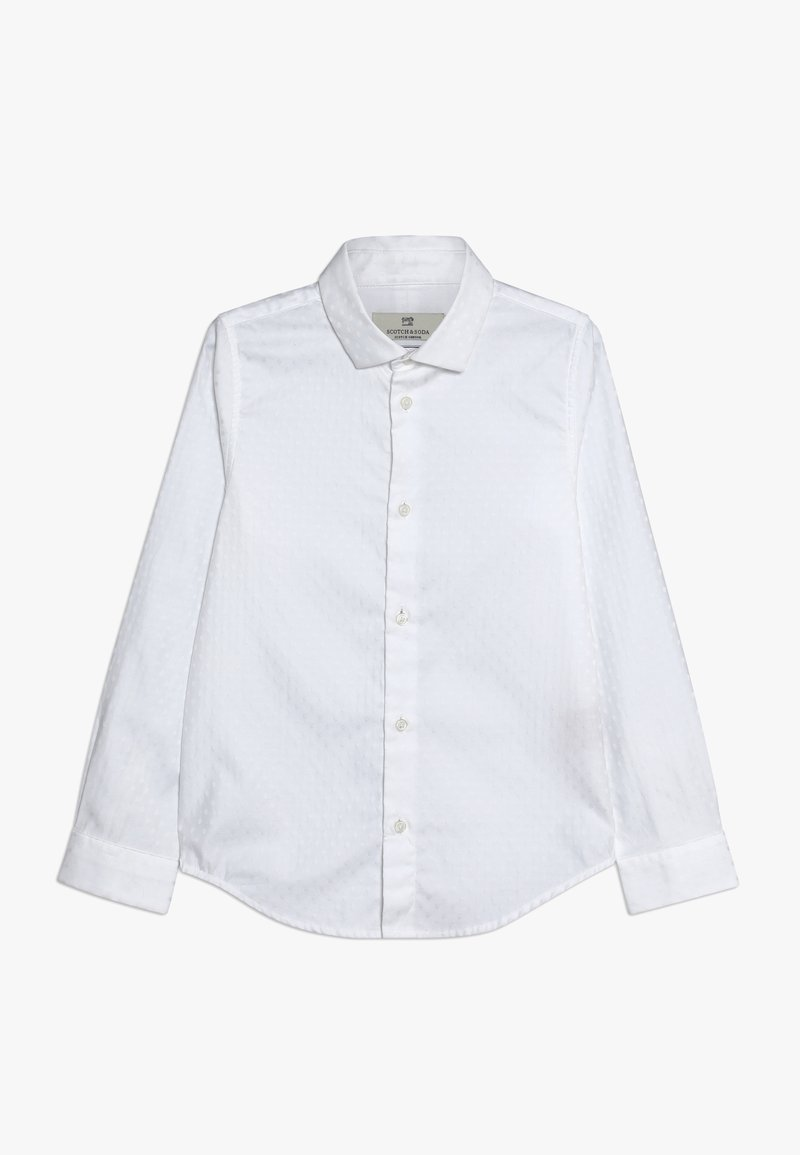 Scotch & Soda - LONG SLEEVE  - Košile - white