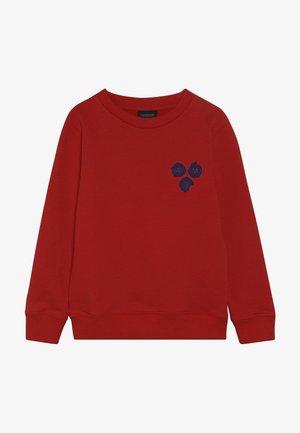 PAINT SPOT BRANDING - Sweatshirt - red clash