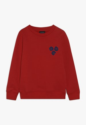 PAINT SPOT BRANDING - Sweatshirt - red clash