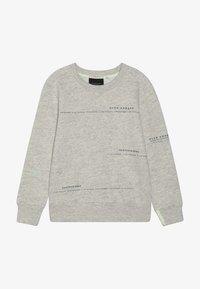 Scotch & Soda - CLUB NOMADE BASIC CREW WITH ARTWORKS - Sweatshirt - light grey melange - 2