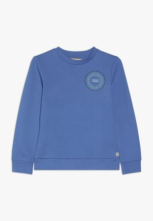 CREWNECK WITH ARTWORK - Sweatshirt - scuba blue