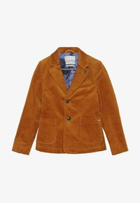 Scotch & Soda - Suit jacket - ochre - 2