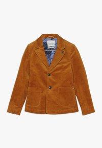 Scotch & Soda - Suit jacket - ochre - 0