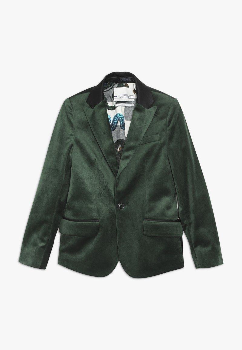 Scotch & Soda - Blazer jacket - bottle green