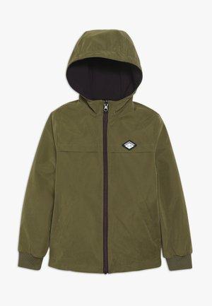 REVERSIBLE JACKET - Lehká bunda - military green