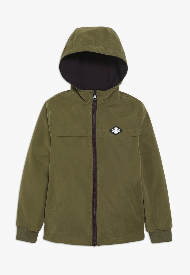 Scotch & Soda - REVERSIBLE JACKET - Light jacket - military green