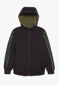 Scotch & Soda - REVERSIBLE JACKET - Light jacket - military green - 2