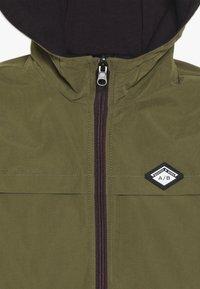 Scotch & Soda - REVERSIBLE JACKET - Light jacket - military green - 5