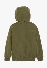 Scotch & Soda - REVERSIBLE JACKET - Light jacket - military green - 1
