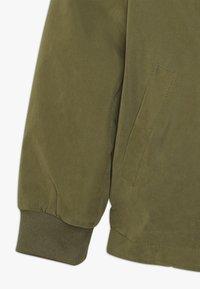 Scotch & Soda - REVERSIBLE JACKET - Light jacket - military green - 3