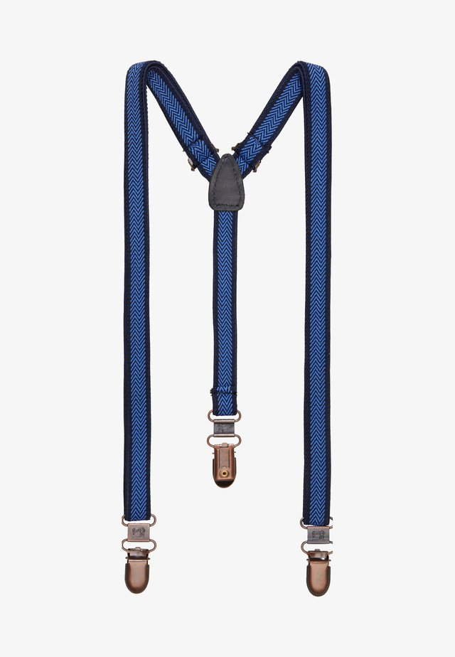 SUSPENDER - Cintura - blue