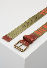 Scotch Shrunk - PRINTED BELT - Belt - military - 3