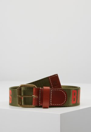 PRINTED BELT - Pásek - military