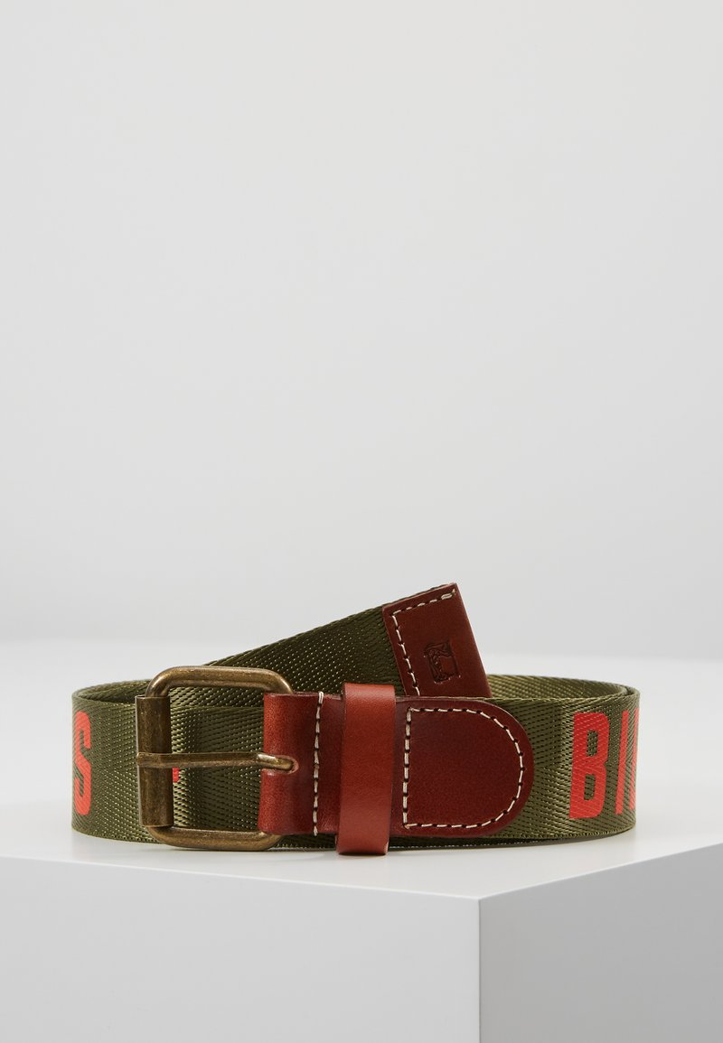 Scotch Shrunk - PRINTED BELT - Belt - military