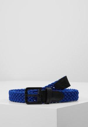 SPORTY BELT - Pásek - blue