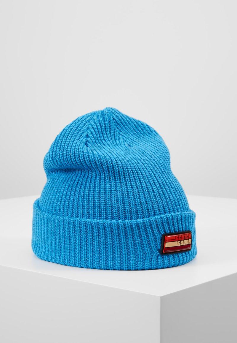 Scotch Shrunk - BEANIE - Bonnet - cerulean blue