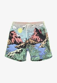 Scotch & Soda - WITH SCENERY PRINT - Swimming shorts - multi-coloured - 2