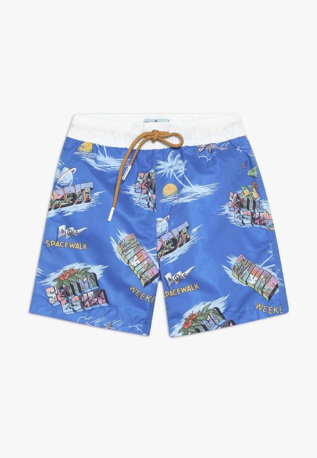 WITH ALLOVER PRINT - Shorts da mare - multicolor