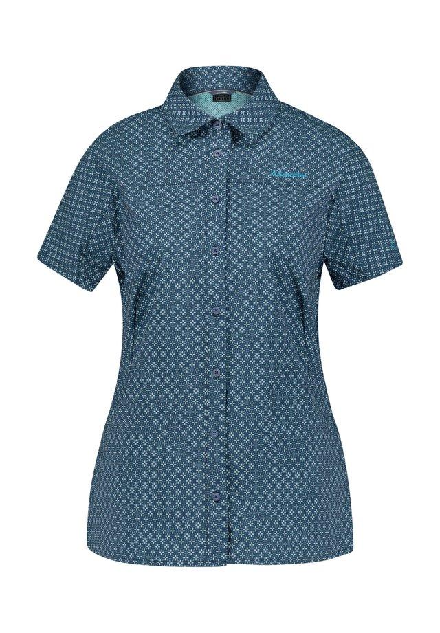 LA GOMERA - Button-down blouse - marine (300)
