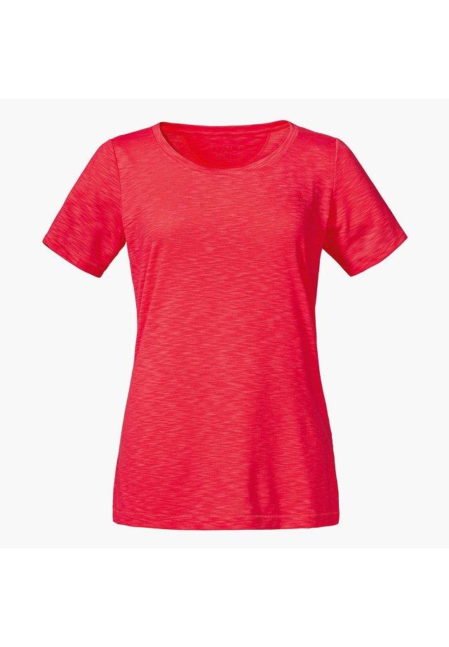VERVIERS - Basic T-shirt - 2003 - rot