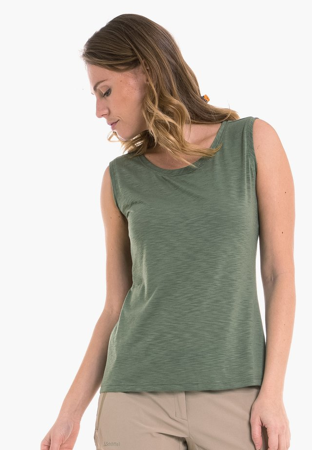 NAMUR - Sports shirt - green
