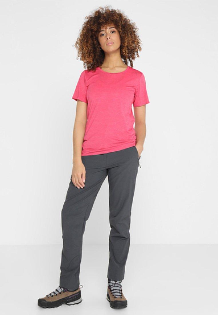 Schöffel - KASHGAR - T-Shirt basic - red