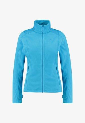 "SCHÖFFEL DAMEN FLEECEJACKE ""ALYESKA1"" - Fleece jacket - blau (296)"