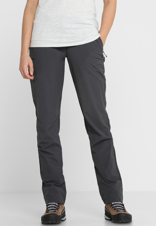 Pants ASCONA - Outdoor trousers - anthracite