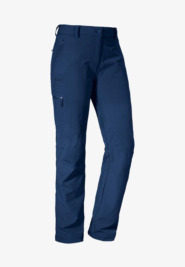 ASCONA - Trousers - dark-blue