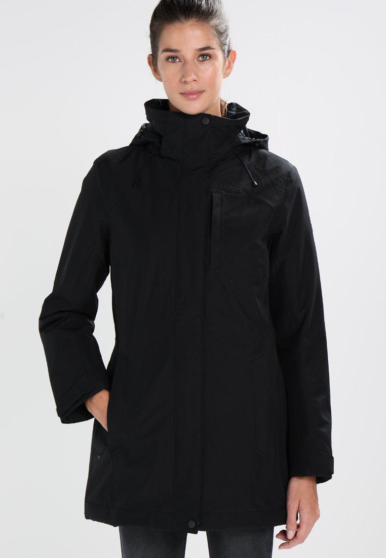 Schöffel - INSULATED PORTILLO - Winter coat - black