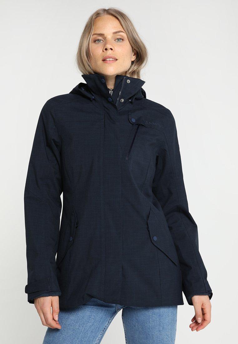 Schöffel - AGNES - Waterproof jacket - night blue