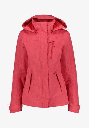 ZIPIN FONTANELLA  - Outdoor jacket - rot (500)