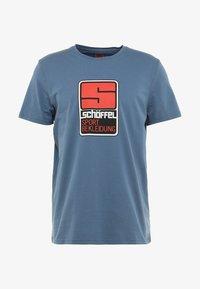 Schöffel - ORIGINALS KITIMAT - T-shirt imprimé - blau - 3