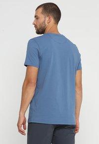 Schöffel - ORIGINALS KITIMAT - T-shirt imprimé - blau - 2