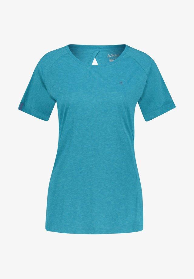 BOISE - Basic T-shirt - aqua (297)