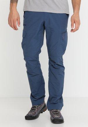 PANTS SEOUL - Cargo trousers - sargasso sea