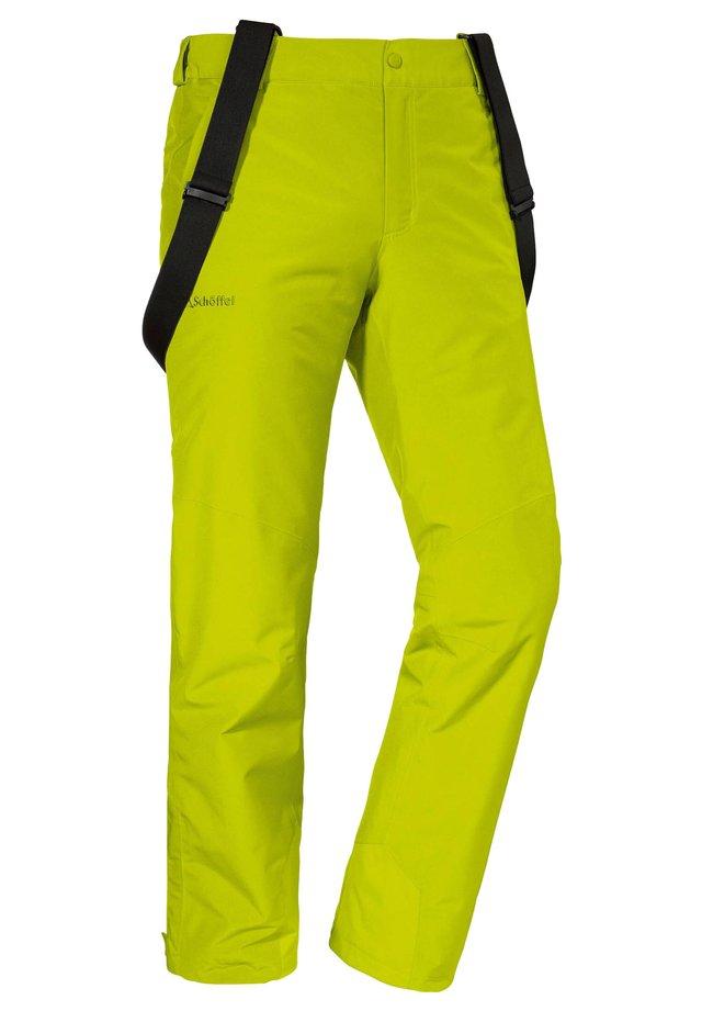 BERN - Snow pants - grün (400)