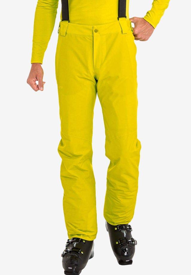 BERN - Snow pants - green