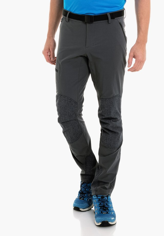 Outdoor trousers - 9830 - grau