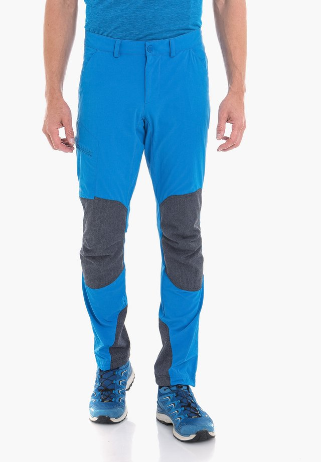 Outdoor trousers - 8320 - blau