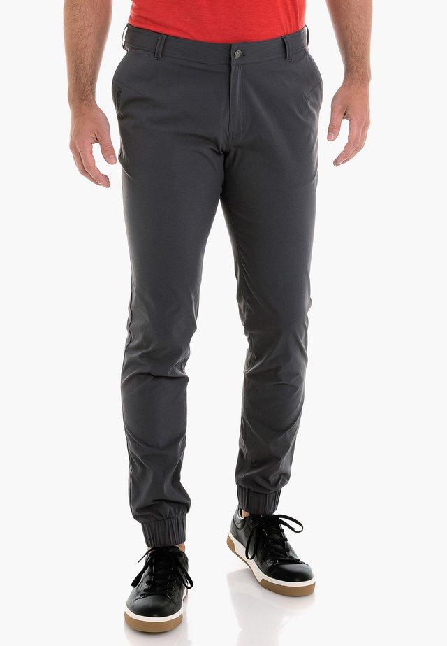 EMERALD LAKE - Trousers - grey