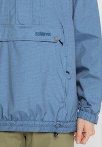 Schöffel - JACKET 1983  - Chaqueta outdoor - blau - 5