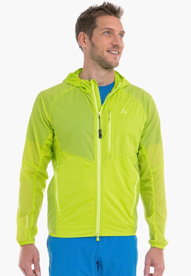KOSAI  - Soft shell jacket - green