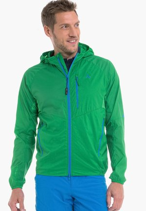 KOSAI  - Soft shell jacket - evergreen